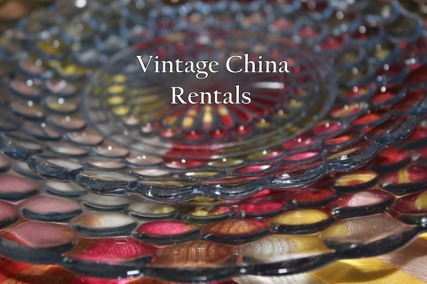 Vintage China Rentals