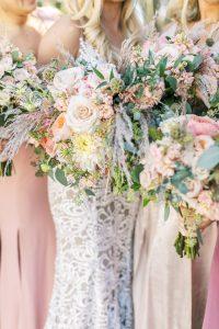 MagdalenaStudios OneAtlantic JessicaChris 233 200x300 - Wedding Bouquet and Wedding Flower Trends